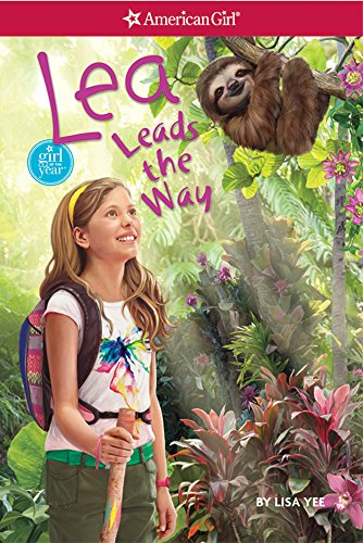 Image for Lea Leads the Way (Girl of the Year)