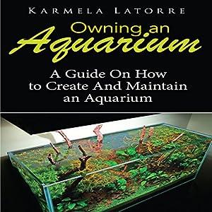 Owning an Aquarium Audiobook