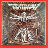 TRIUMPH Thunder Seven LP Vinyl VG+ Cover VG 1984 MCA 5537 Masterdisk EDP