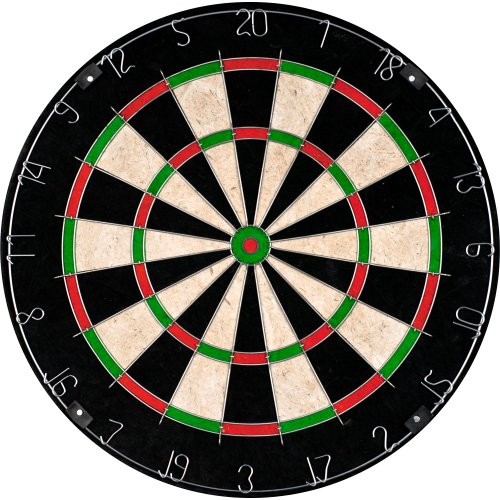 Find Cheap TG Champion Tournament Bristle Dartboard (Multicolor, 18 x 1.5-Inch)