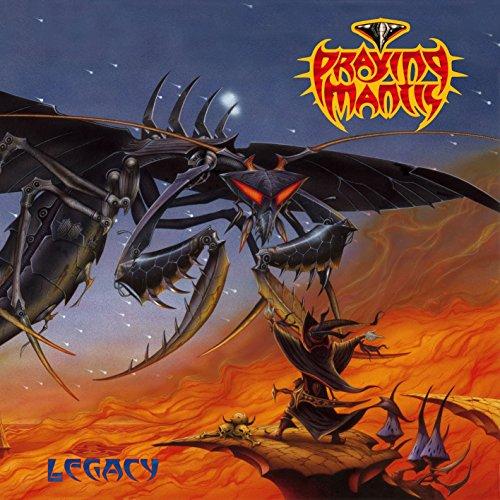 Praying Mantis-Legacy-(FR CD 701)-CD-FLAC-2015-WRE Download