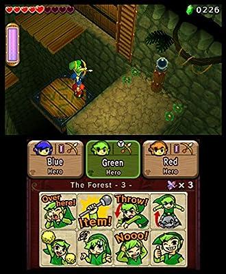 The Legend of Zelda: Tri Force Heroes - 3DS [Digital Code]
