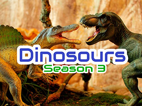 Dinosaurs on Amazon Prime Instant Video UK