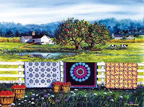 Amish Roadside Market a 1000-Piece Jigsaw Puzzle