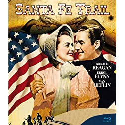 Santa Fe Trail [Blu-ray]