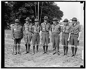 Jamboree, ES Martin, James E West, Harold F Pote, 1937: Photographs