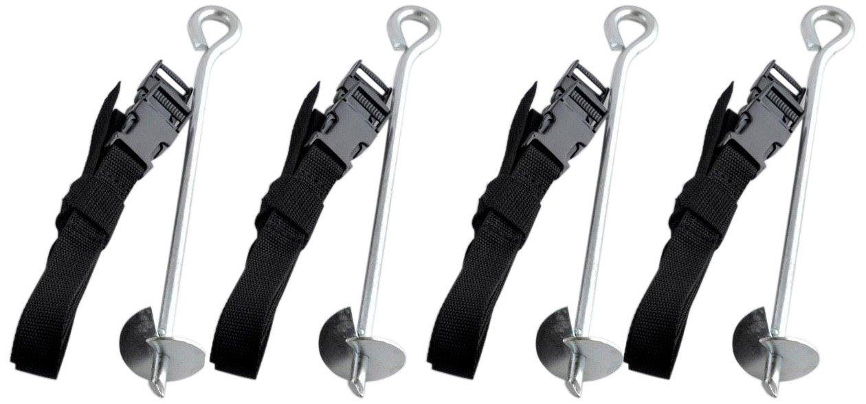 Trampolin Anker Ausrüstung (Set von 4) bestellen