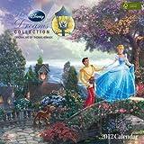 Thomas Kinkade Disney Collection: 2012 Wall Calendar