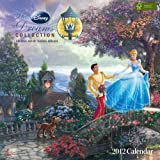 Thomas Kinkade Disney Collection: 2012 Wall Calendar