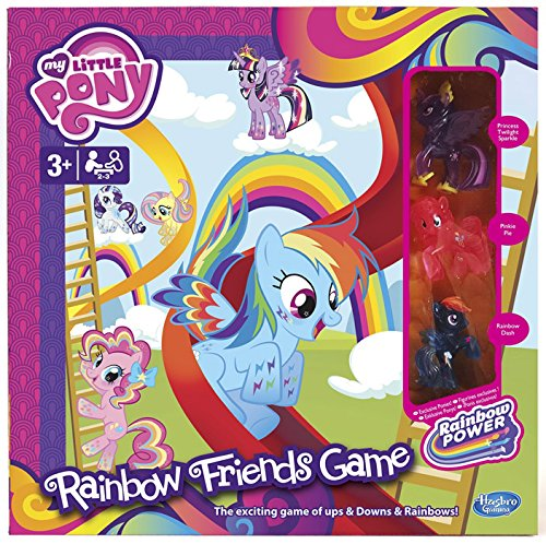 My Little Pony - B0405Eu40 - Jeu De Plateau - My Little Pony Rainbow Game