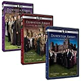 Downton Abby: The Complete Seasons 1, 2 & 3 (9 Discs)