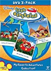 Disney Little Einsteins Fall 2008 DVD 3-Pack: My Favorite Adventures Collection