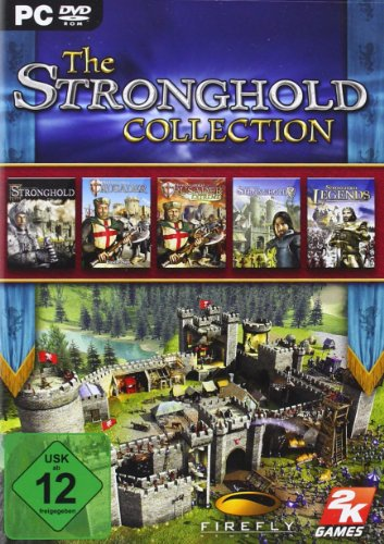 Stronghold Collection [Software Pyramide] [Edizione: Germania]