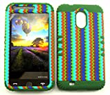 SHOCKPROOF HYBRID CELL PHONE COVER