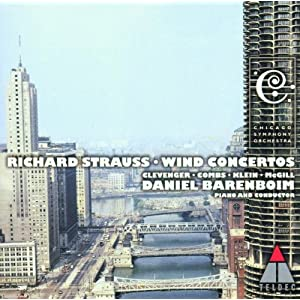 Strauss: Wind Concertos