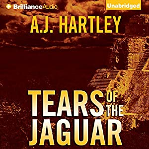 Tears of the Jaguar Audiobook