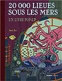 echange, troc Sam Ita - 20 000 Lieues sous les mers : Un livre pop-up