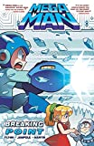 img - for Mega Man 6: Breaking Point book / textbook / text book