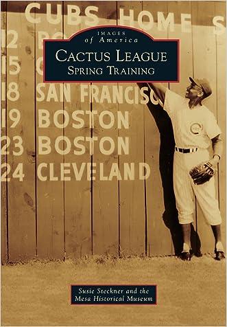 Cactus League:: Spring Training (Images of America)
