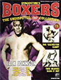 Jack Johnson - The Undisputed Collection #15 (Boxers The Undisputed Collection - MAGAZINE ONLY)