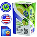 85 % HCA Garcinia Cambogia Suppressants Supplements : Maximum Clinical Strength: + No Fillers: No Binders: Veggi Caps: Pure + Natural(Natural Water Extracted, No Harsh Solvent): Clinical Strength Formula: + Natural Calcium Source from Plant