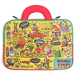 Made In India Laptop Sleeve 15
