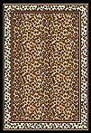 Home Dynamix Zone Ebony Leopard Rug 37 x 53