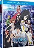 A Certain Magical Index: The Movie - The Miracle of Endymion (Blu-ray/DVD Combo)