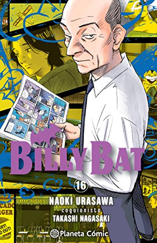 Billy Bat - Número 16