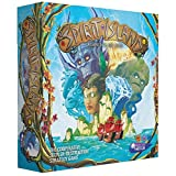 Greater Than Games Spirit Island Core Board Game (Color: Multi-colored)
