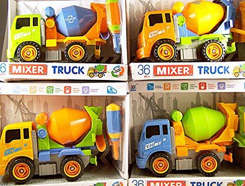 Truck-Mixer-Betonmischer