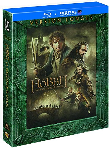 The hobbit 2 : la désolation de smaug [Blu-ray] [FR Import]
