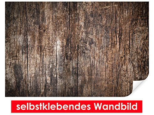 autocollant-decoration-murale-old-wood-facile-a-coller-wall-print-wall-paper-poster-film-vinyle-avec