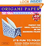 "Origami Paper - Pattern - 6 3/4"" - 49..."