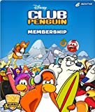 Disney Club Penguin 6 Month Membership Code - Amazon Exclusive