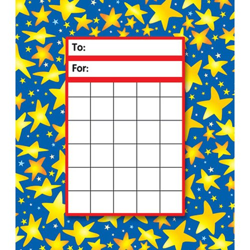 Trend Enterprises Inc. Star Brights Incentive Pads - 1