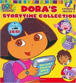 Dora's Storytime Collection (Dora the Explorer) Hardcover – December