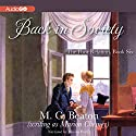 Back in Society: A Regency Romance: The Poor Relation, Book 6 Audiobook by M. C. Beaton Narrated by Davina Porter