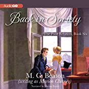 Back in Society: A Regency Romance: The Poor Relation, Book 6 | Marion Chesney