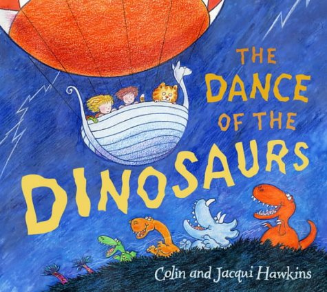 Dance of the Dinosaurs (Picture Lions)