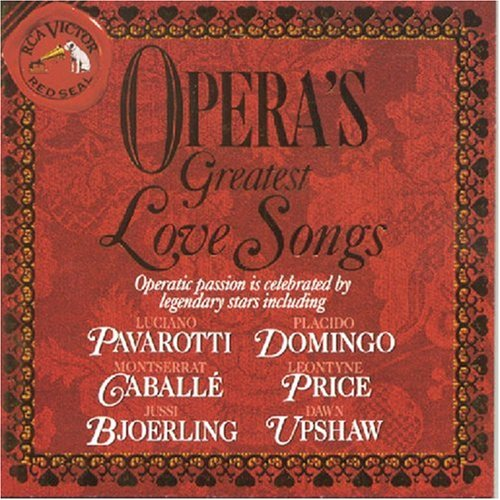 Various - Opera Paraphrases For Violin & Orchestra