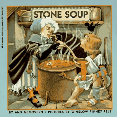Stone Soup, Ann Mcgovern