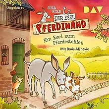 Ein Esel zum Pferdestehlen (Der Esel Pferdinand 2) Hörbuch von Suza Kolb Gesprochen von: Boris Aljinovic