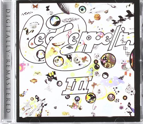 Led Zeppelin III artwork