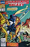 img - for GUARDIANS OF THE GALAXY, #3, August 1990 (Volume 1) book / textbook / text book