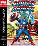 img - for Captain America Omnibus Vol. 2 book / textbook / text book