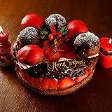 クリスマスケーキ 2015 イチゴとダブルショコラのパリブレスト 5号(4?6名) オーガニックサイバーストア