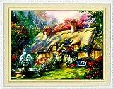これ素敵っ クロスステッチ 刺繍キット Forest House L310