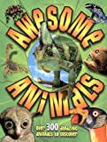 Lynn Huggins-Cooper The Great Big Book Of Awesome Animals