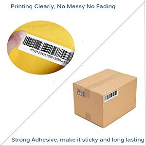12 Rolls DK-1201 Address Label Replacement for Brother, Shipping Label 1.1 inch x 3.5 inch, Compatible with Brother QL-800 QL-700 QL-820nwb QL-570 (Color: Dk1201(12-rolsl))